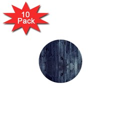 Grey Fence 2 1  Mini Buttons (10 Pack)  by trendistuff