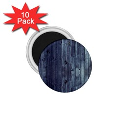 Grey Fence 2 1 75  Magnets (10 Pack)  by trendistuff