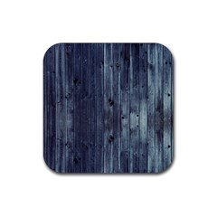 Grey Fence 2 Rubber Coaster (square)  by trendistuff