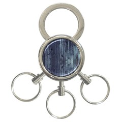 Grey Fence 2 3 Ring Key Chains by trendistuff