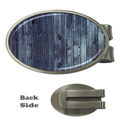 Grey Fence 2 Money Clips (oval)  by trendistuff