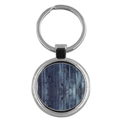 Grey Fence 2 Key Chains (round)  by trendistuff
