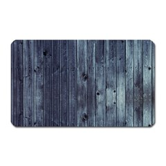 Grey Fence 2 Magnet (rectangular) by trendistuff