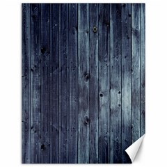 Grey Fence 2 Canvas 12  X 16   by trendistuff