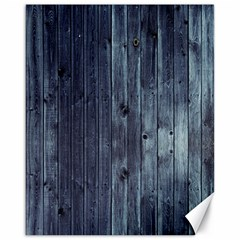 Grey Fence 2 Canvas 16  X 20   by trendistuff