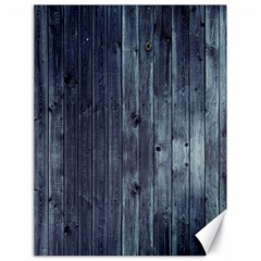 Grey Fence 2 Canvas 18  X 24   by trendistuff