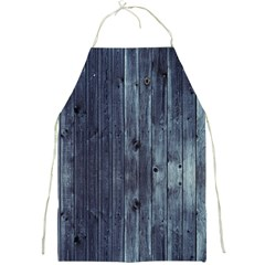 Grey Fence 2 Full Print Aprons by trendistuff