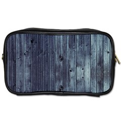Grey Fence 2 Toiletries Bags by trendistuff