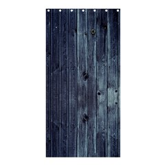 Grey Fence 2 Shower Curtain 36  X 72  (stall)  by trendistuff