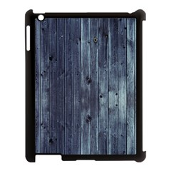 Grey Fence 2 Apple Ipad 3/4 Case (black) by trendistuff