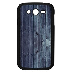 Grey Fence 2 Samsung Galaxy Grand Duos I9082 Case (black) by trendistuff