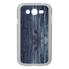 Grey Fence 2 Samsung Galaxy Grand Duos I9082 Case (white) by trendistuff