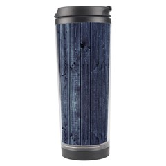 Grey Fence 2 Travel Tumbler by trendistuff