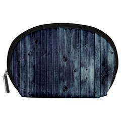 Grey Fence 2 Accessory Pouches (large)  by trendistuff