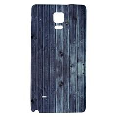 Grey Fence 2 Galaxy Note 4 Back Case by trendistuff