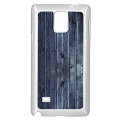 Grey Fence 2 Samsung Galaxy Note 4 Case (white) by trendistuff
