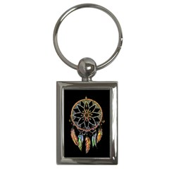 Dreamcatcher  Key Chains (rectangle)  by Valentinaart