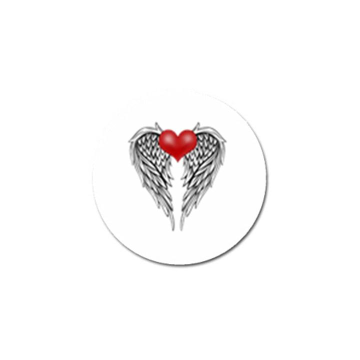 Angel heart tattoo Golf Ball Marker (10 pack)