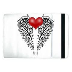 Angel Heart Tattoo Samsung Galaxy Tab Pro 10 1  Flip Case by Valentinaart