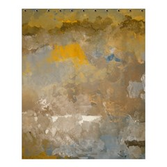 Sunset In The Mountains Shower Curtain 60  X 72  (medium)  by theunrulyartist