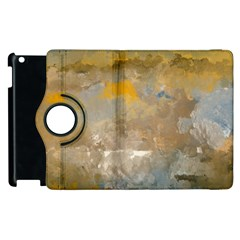 Sunset In The Mountains Apple Ipad 3/4 Flip 360 Case by theunrulyartist