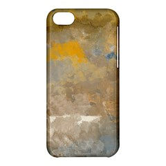 Sunset In The Mountains Apple Iphone 5c Hardshell Case by theunrulyartist