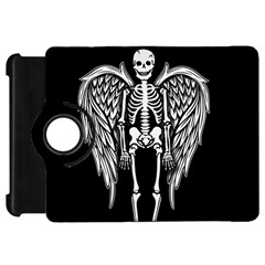 Angel Skeleton Kindle Fire Hd 7  by Valentinaart