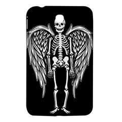 Angel Skeleton Samsung Galaxy Tab 3 (7 ) P3200 Hardshell Case  by Valentinaart