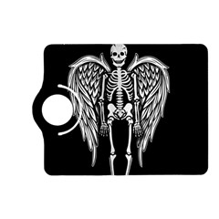Angel Skeleton Kindle Fire Hd (2013) Flip 360 Case by Valentinaart