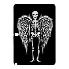 Angel Skeleton Samsung Galaxy Tab Pro 12 2 Hardshell Case by Valentinaart