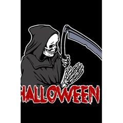 Death   Halloween 5 5  X 8 5  Notebooks by Valentinaart