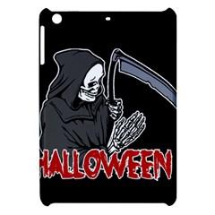 Death   Halloween Apple Ipad Mini Hardshell Case by Valentinaart