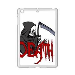 Death   Halloween Ipad Mini 2 Enamel Coated Cases by Valentinaart