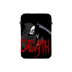 Death   Halloween Apple Ipad Mini Protective Soft Cases by Valentinaart