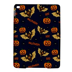Bat, Pumpkin And Spider Pattern Ipad Air 2 Hardshell Cases by Valentinaart