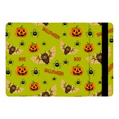 Bat, Pumpkin And Spider Pattern Apple Ipad Pro 10 5   Flip Case by Valentinaart