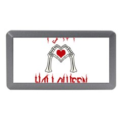 I Just Love Halloween Memory Card Reader (mini) by Valentinaart