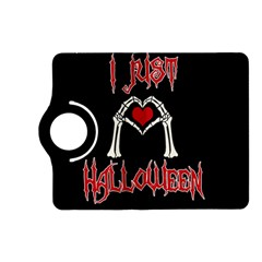 I Just Love Halloween Kindle Fire Hd (2013) Flip 360 Case by Valentinaart