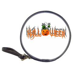 Halloween Classic 20 Cd Wallets by Valentinaart