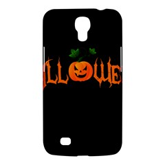 Halloween Samsung Galaxy Mega 6 3  I9200 Hardshell Case by Valentinaart