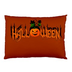 Halloween Pillow Case by Valentinaart