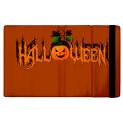 Halloween Apple Ipad 3/4 Flip Case by Valentinaart