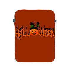Halloween Apple Ipad 2/3/4 Protective Soft Cases by Valentinaart