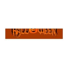 Halloween Flano Scarf (mini) by Valentinaart