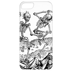 Skeletons   Halloween Apple Iphone 5 Classic Hardshell Case by Valentinaart