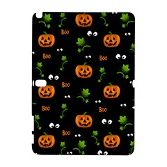 Pumpkins   Halloween Pattern Galaxy Note 1 by Valentinaart
