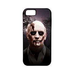 Zombie Apple Iphone 5 Classic Hardshell Case (pc+silicone) by Valentinaart