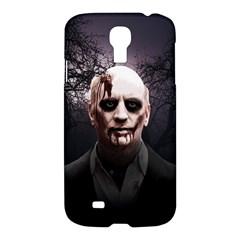 Zombie Samsung Galaxy S4 I9500/i9505 Hardshell Case by Valentinaart