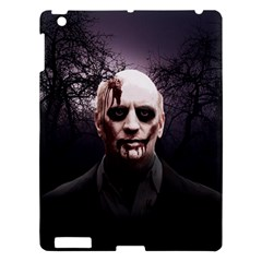 Zombie Apple Ipad 3/4 Hardshell Case by Valentinaart