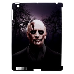 Zombie Apple Ipad 3/4 Hardshell Case (compatible With Smart Cover) by Valentinaart
